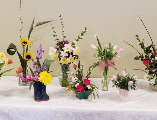 Floral Design Guild 4/9/18