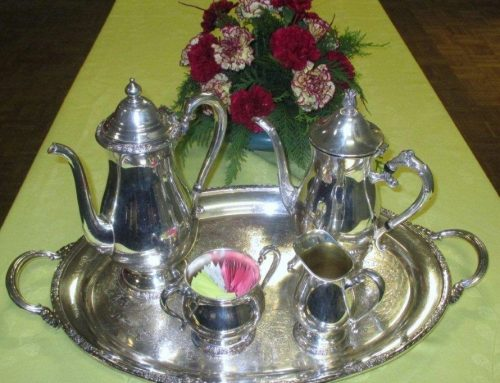 Penn-Cumberland Garden Club Held a Herb Tea